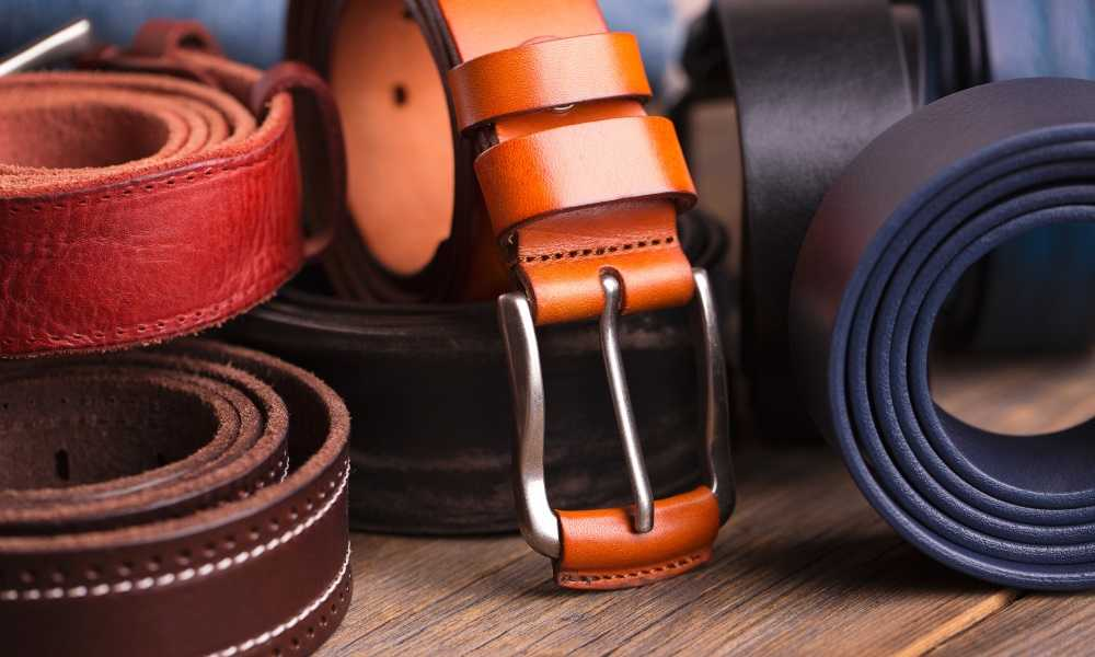 Best Mens Dress Belts