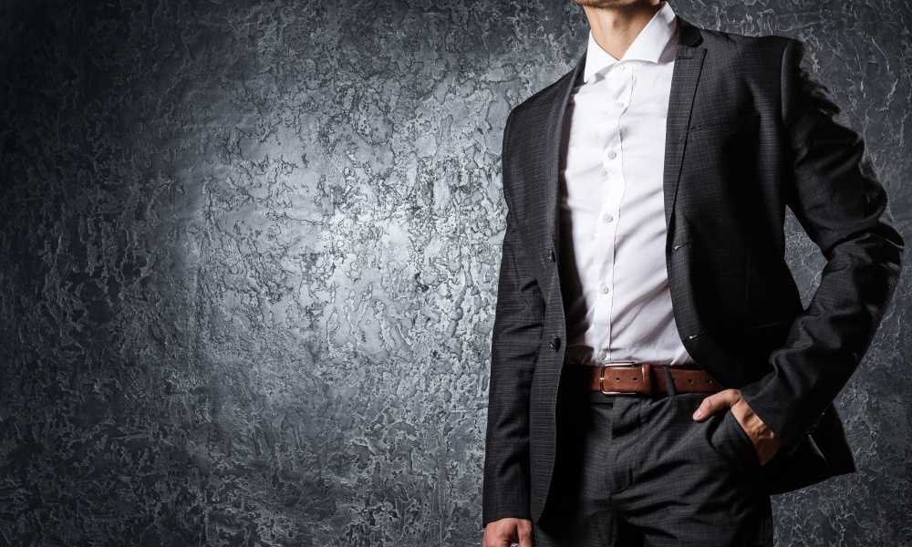 How to Put on a Belt Buckle Without Snaps